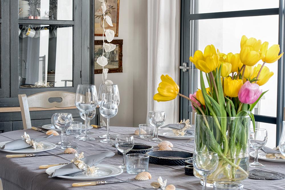 Table Maison d'hôtes
